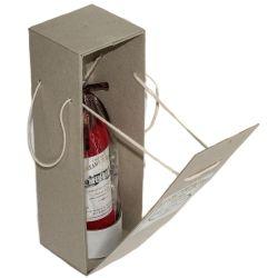 Bouteille de Vin : cadeau Serviette