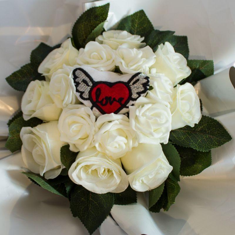 Bouquet T-shirt : Love