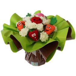 Bouquet cadeau : Fruits et légumes