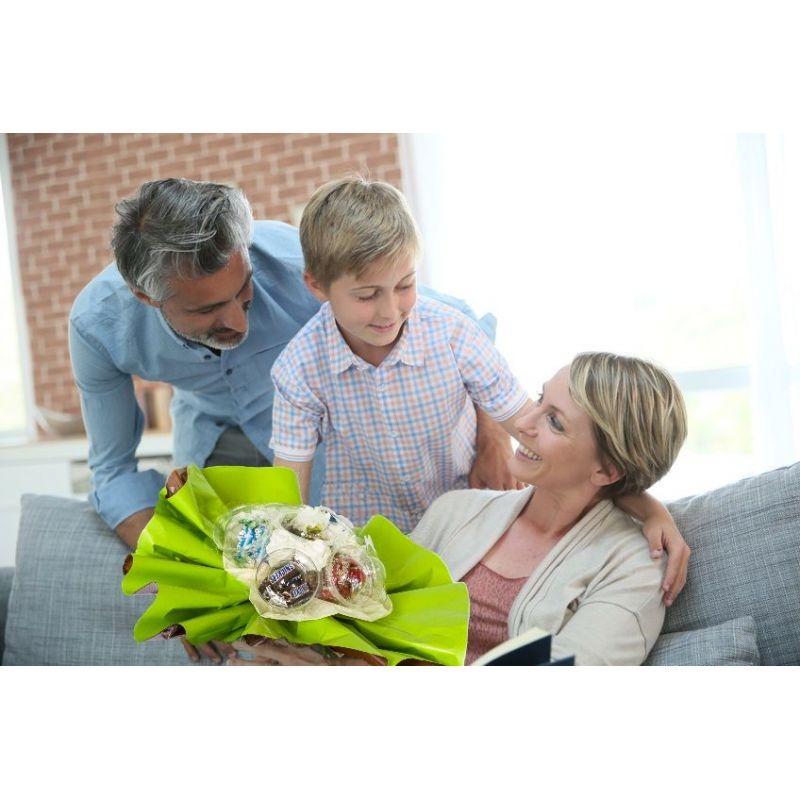 Bouquet original de bonbons : Célébration