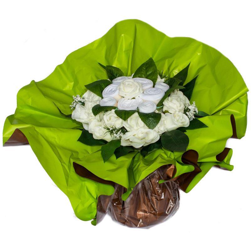 Bouquet originale de 6 vêtements : Blanc