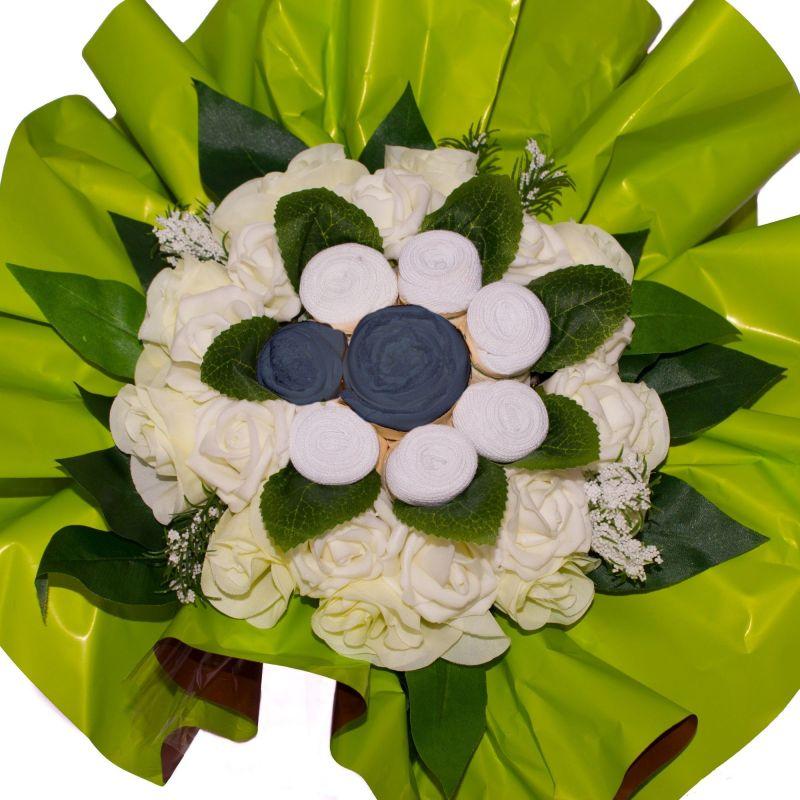 Bouquet de Lingeries noire (taille L/XL) : Rose