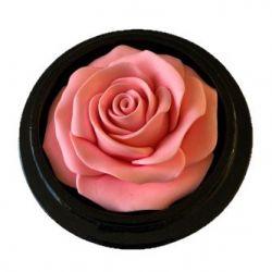 Rose de savon sculptee fleurs original