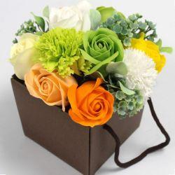 Bouquet surprise 10 Fleurs de savon : Fleurs du printemps